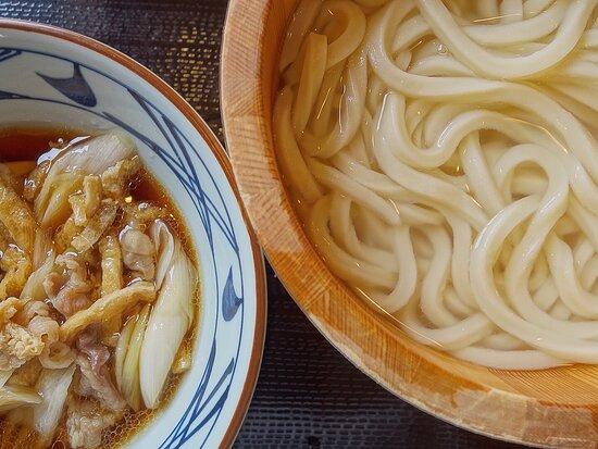 親子丼390円&肉汁140円釜揚げ140円