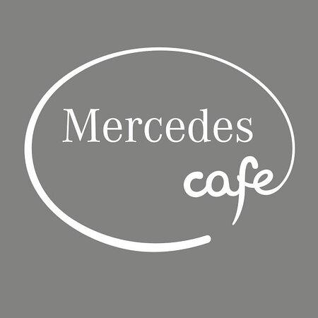 Кафе Мерседес находится на втором этаже дилерского центра по адресу Крисанова 4