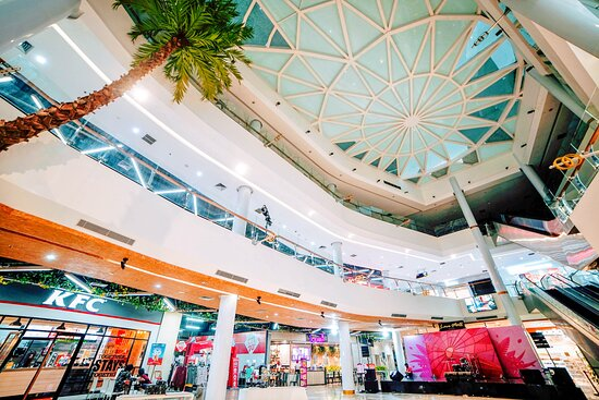Lagoon Avenue Mall Bekasi