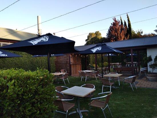 Balhannah, Australia: Beer Garden