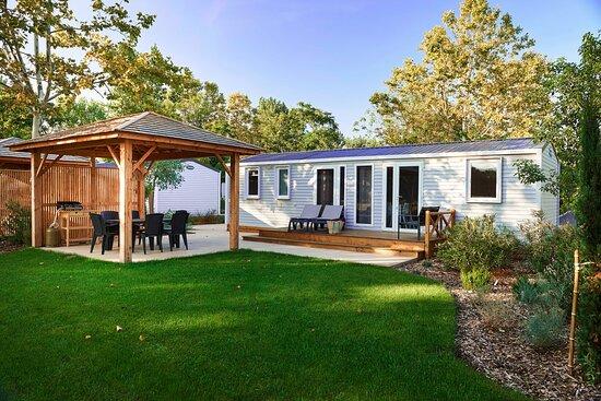 Cottage 3 avec son jardin et sa terrasse