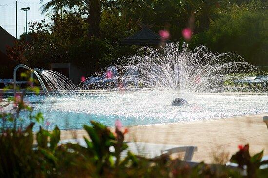 Parc aquatique - Espace balnéo