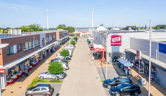 Ansicht Sander Boulevard aus Süden