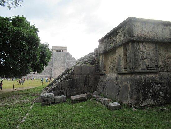 Templo de Kukulkan - El Castillo