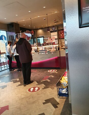 Costa Coffee in Ropewalks District