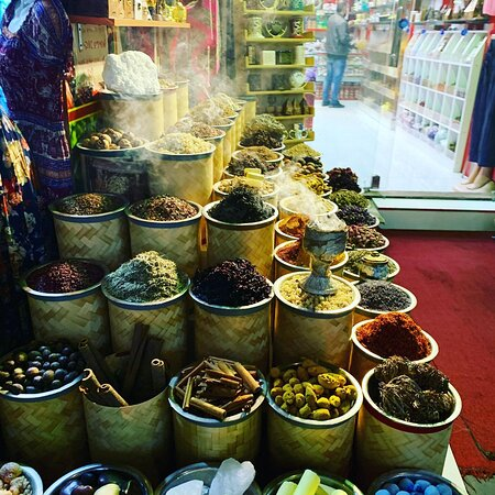 Half-Day Souks, Food & Culture Walking Tour: more stunning sights and smells