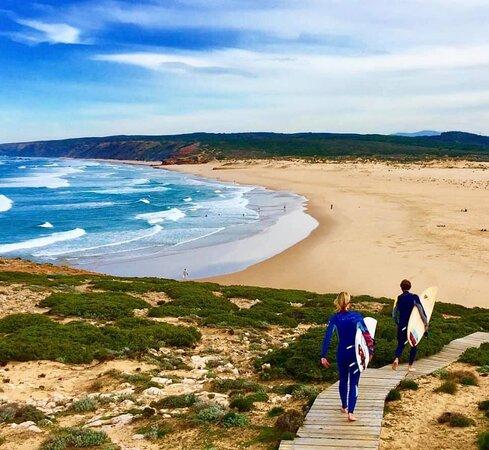 מחוז פארו, פורטוגל: Praia da Bordeira