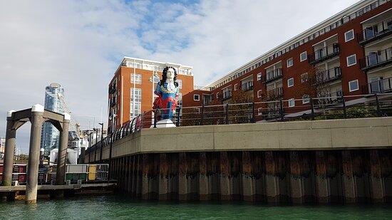 Portsmouth Historic Dockyard: Ultimate Explorer Ticket: Harbour Tour