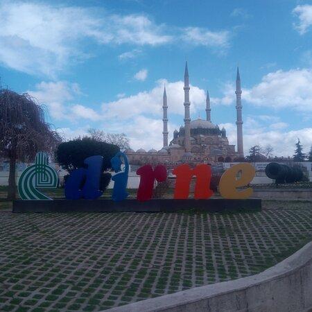 Edirne İli, Türkiye: 08.02.2021 EDİRNE