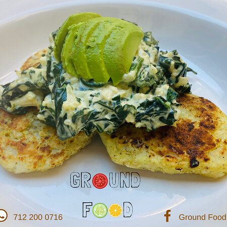 Aloo Tiki un platillo delicioso 🌱  #prasadam #ekadasi #groundfood #vegan.  #vegetarian