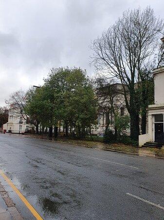 St Peter's Parish Church in Georgian Quarter