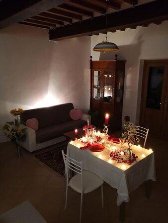 Cortona, Italy: Villino i Due Mori ti aspetta per San Valentino