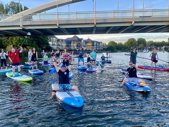 Blue Chip SUP School & The SUP Club
