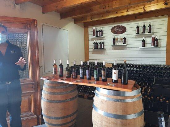 Wine Tour Privado - Calamuchita: Bodega Famiglia Furfaro.-