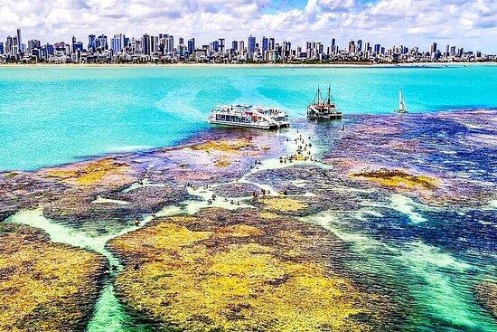 Picãozinho Natural Pools Tour - Pirate Boat - João Pessoa-PB