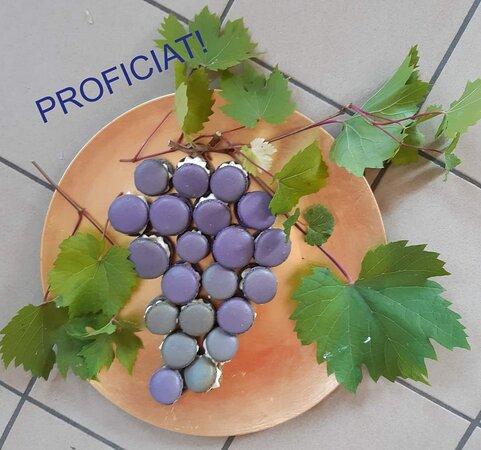 Hoeilaart, Belgique : winnaar gebak druivenfeesten 2020
