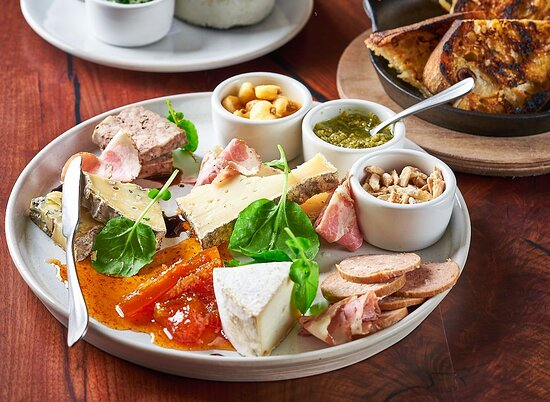 Cheese and Charcuterie Platter