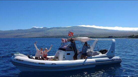 Kawaihae, HI: E komo mai! Welcome to Oceanic Patrol!