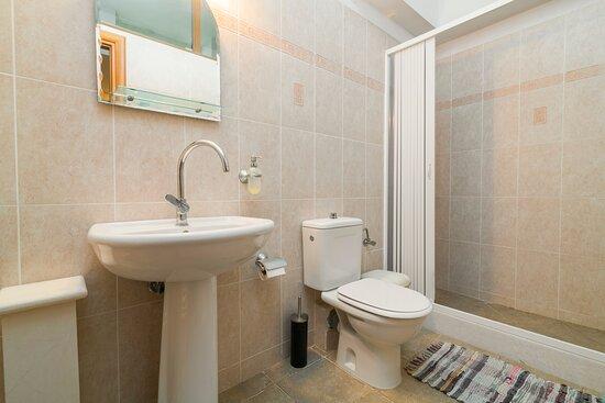 Bathroom in Zoe Suite