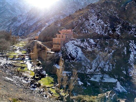 mesmerizing scenery of Aremd village