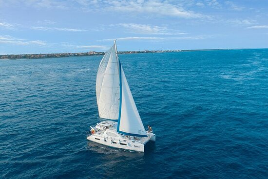 Half-Day Luxury Sailing Experience in...