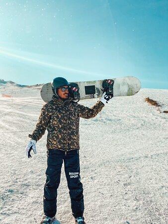 2300 Rakımda Keyifli Bir Kayak İçin İdeal
