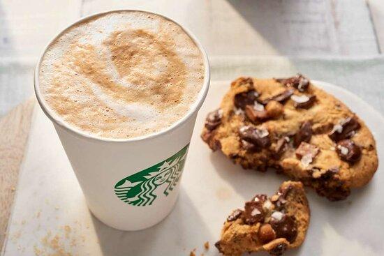Bistro signature Starbucks latte