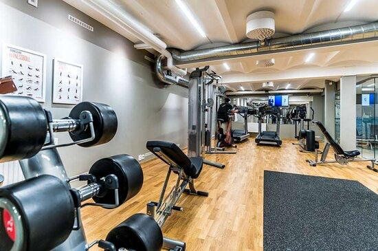 Scandic Stortorget Workout