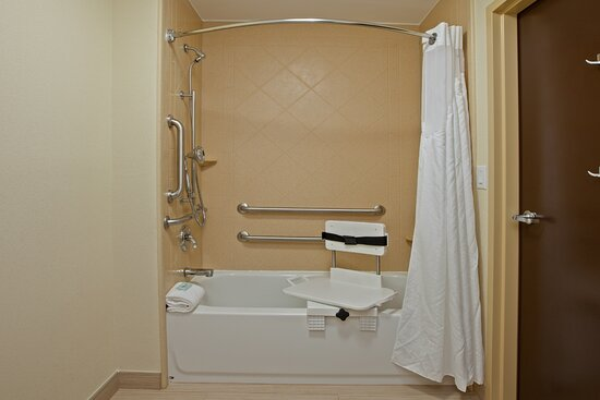 One Bed Room - Mobility Accessible with Tub