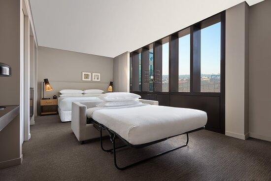 Studio Suite - Sofa Bed