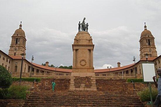 Pretoria city half day tour