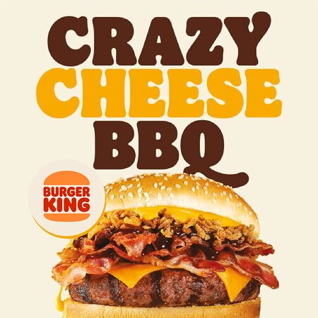 crazy cheese bbq