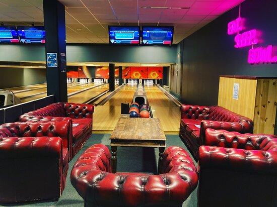 Bybowling - Tromso City Centre