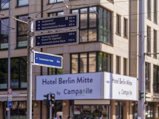 Hotel Berlin Mitte by Campanile Exte