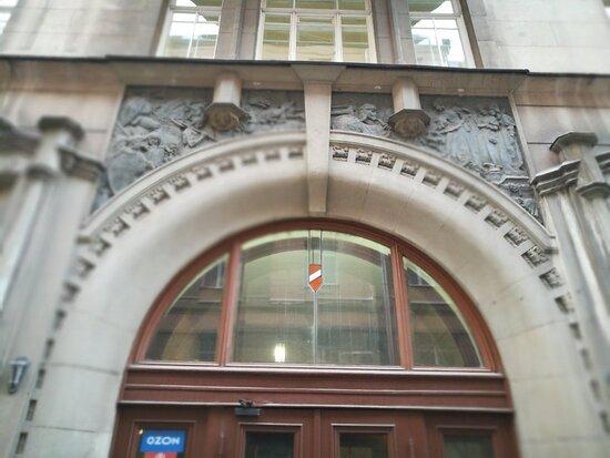 Revenue House of M.O. Epshteyn