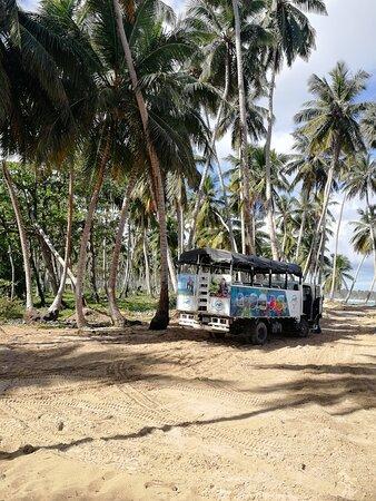 пляж Лимон и транспорт