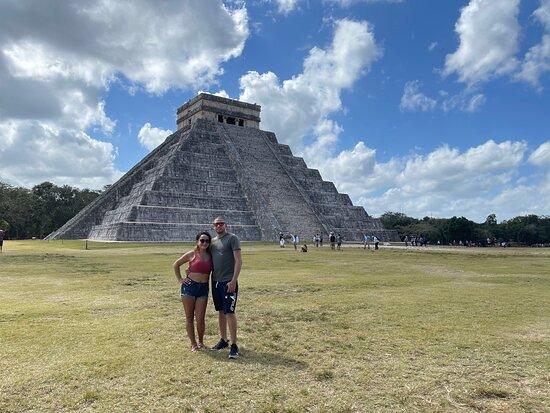 Chichen Itza All-Inclusive, Tequila tasting, Cenote Swim, Buffet & Valladolid: Great experience!