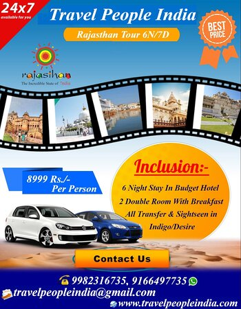 Complete Rajasthan Tour Package