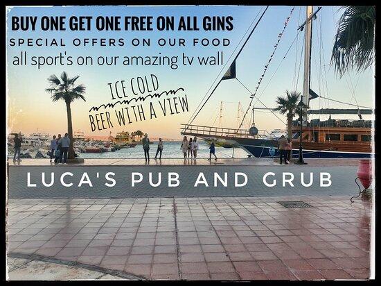 Luca's Pub & Grub
