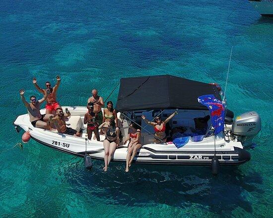 SKIPER - Exclusive Boat Tours
