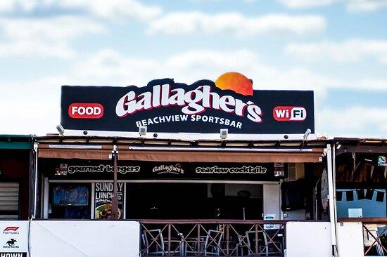 Gallagher's Beachview Sportsbar
