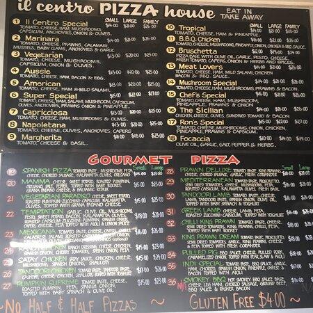 II Centro Pizza House