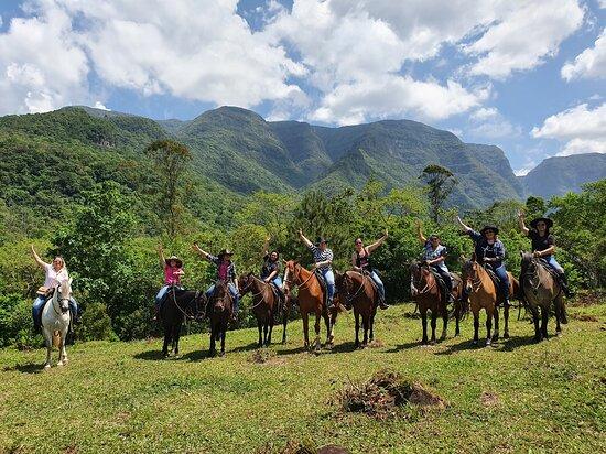 Cavalgada Turistica Estancia Do Vale