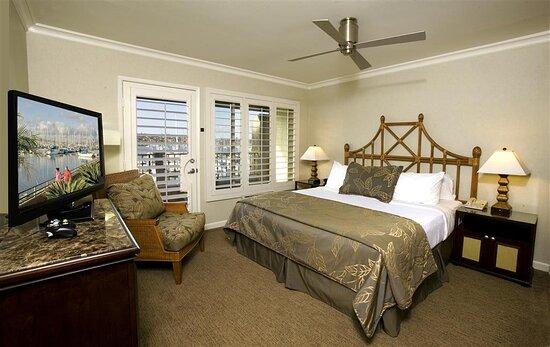 Casa Del Mar King Water View Room