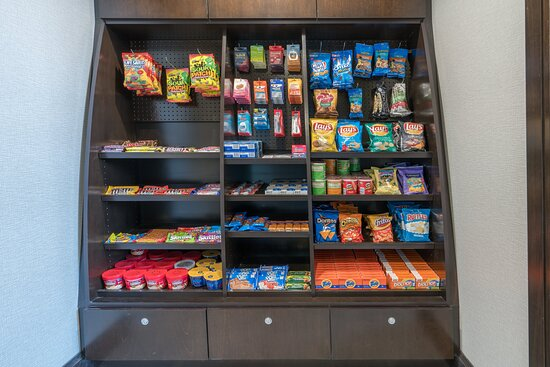 Pantry - Pantry - grab a snack, a meal or a forgotten item