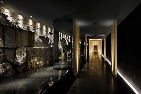 Thermal Spring Spa - The Corridor
