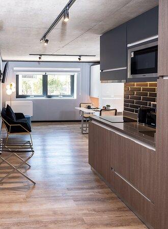 Office Wallbed Studio