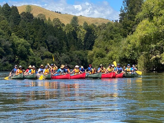‪Taumarunui Canoe Hire and Jet Boat Tours‬
