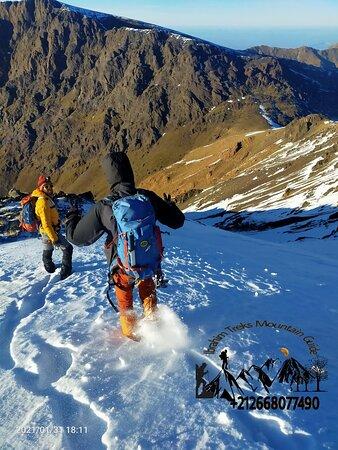 Ibrahim Treks Mountain guide
