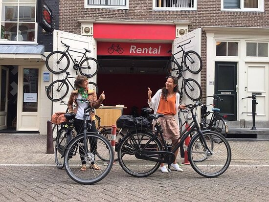 A-Bike Rental & Tours